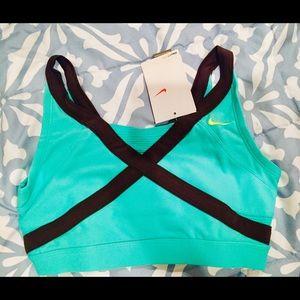 Nike DriFit crop bra (NWT) - xs